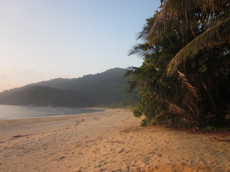 Mentawak Nesting Beach